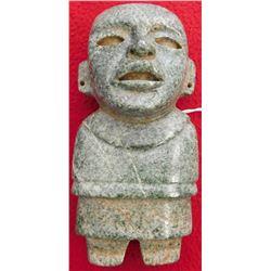 Teotihuacan Jadeite Figure