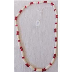 Bone & Bead Necklace