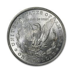 1902-O $1 Morgan Silver Dollar Uncirculated