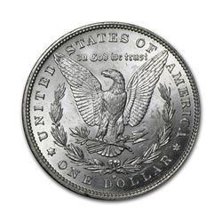 1885-O $1 Morgan Silver Dollar AU