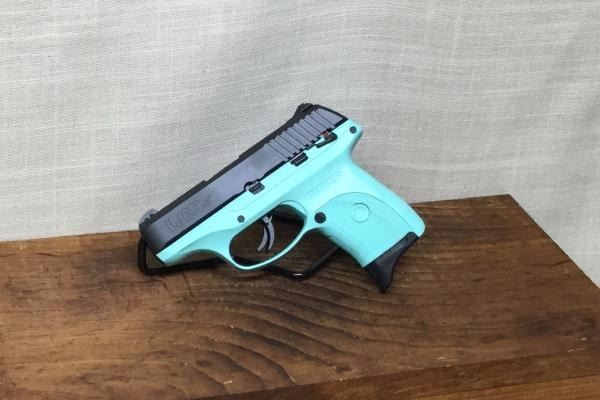 Image 1 : Ruger LC9S 9mm Tiffany Blue