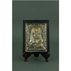 Greek Pure Silver Handmade with Frame