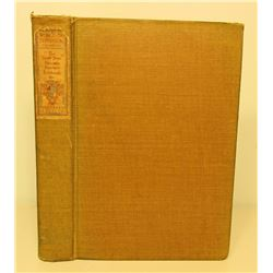 "1908 ""THE SOUTH SEAS SILVERADO SQUATTERS EDINBURGH"" HARDCOVER BOOK"