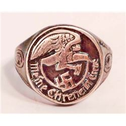 GERMAN NAZI WAFFEN SS OFFICERS RING