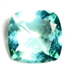 13.5 CT CUSHION CUT APATITE