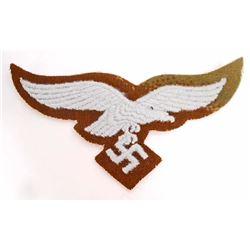 GERMAN NAZI LUFTWAFFE PARATROOPER FALLSCHIRMJAGER JUMP SMOCK BREAST EAGLE