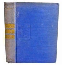 """1937 """"DANGER IN THE DARK"""" VINTAGE HARD BACK BOOK"""