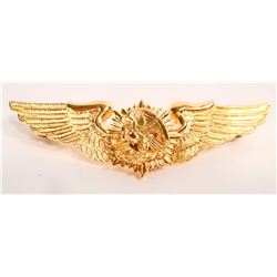 MEXICAN AIR FORCE AVIATOR PILOT WING