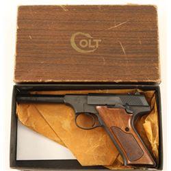 Colt Huntsman .22 LR SN: 185320-C