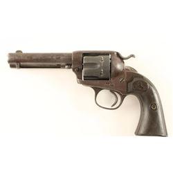 Colt Bisley .38 WCF SN: 263737