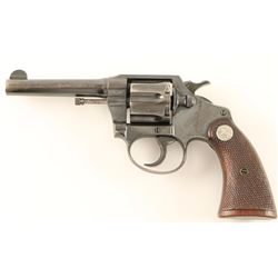 Colt Police Positive .38 S&W SN: 337688