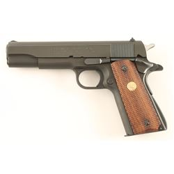Colt Government Model .38 Super SN: 70S41804
