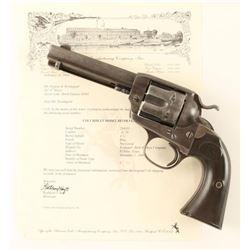 Colt Bisley .32 WCF SN: 284955