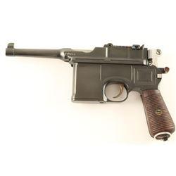 *Mauser C96 Bolo 7.63mm SN: 648020