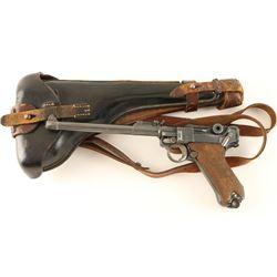 *Rare ALL Matching DWM 1914 Artillery Luger