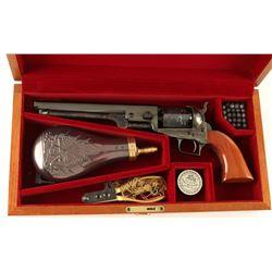 Colt 1851 Navy .36 Cal SN: 8348