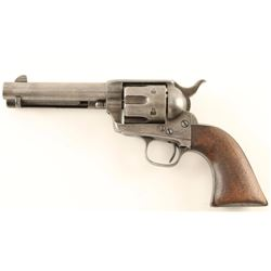 Colt Single Action Army .44-40 SN: 58308