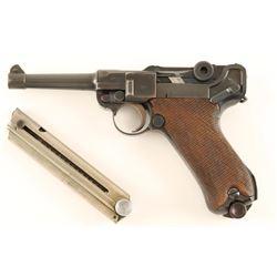 DWM 1920 Police 9mm SN: 7085a