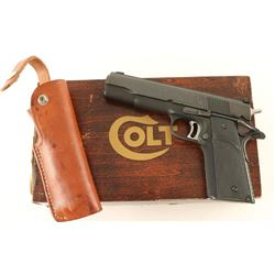 Colt Gold Cup .45 Auto SN: 70N46586