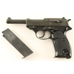 Walther P38/P1 9mm SN: 097748