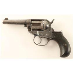 Colt 1877 Thunderer .41 Cal SN: 73858