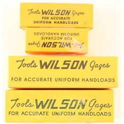 Lot of Wilson Bullett Seaters & More