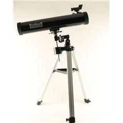 "Bushnell 525x3"" Reflector Telescope"