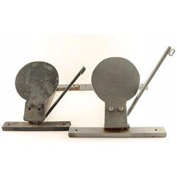 2 Metal Targets