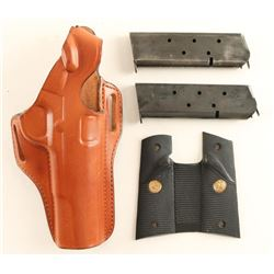 Handgun Holster & Mags