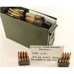 CMP .30-06 Ammo Lake City