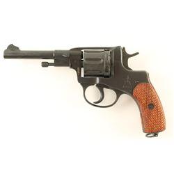 1895 Nagant Revolver 7.62mm SN: 12170