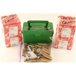 Lot of .376 Brass & Reloads