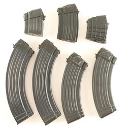 Lot of AK-47 Magazines