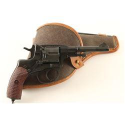1895 Nagant Revolver 7.62mm SN: Y3227