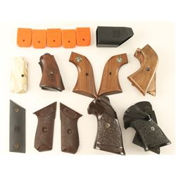 Collection of 6 Grips