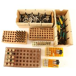 Large Lot of Misc Brass & Ammo