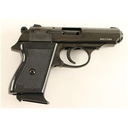 ES Ekol Semi Auto Blank Pistol Major 9MM EM-165078