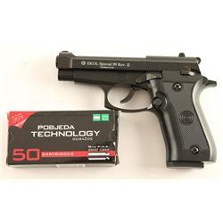 ES Ekol Semi Auto Blank Pistol & More