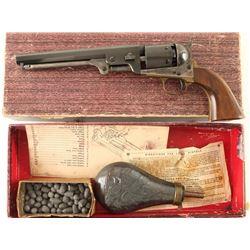 Navy Arms 1851 Navy .36 Cal SN: 3324
