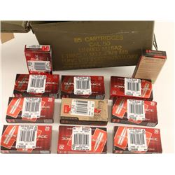 Lot of .204 Ruger Ammo