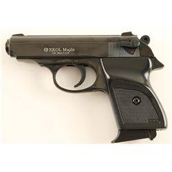 ES Ekol Major Semi Auto Blank Pistol 9mm EM-165078