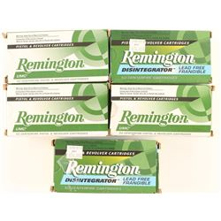 250 Rounds of Remington .38 Special +P Ammo