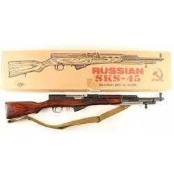 Russian SKS 7.62x39 SN: RH220421