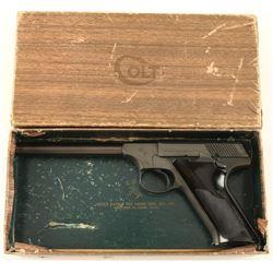 Colt Huntsman .22 LR SN: 118270-C