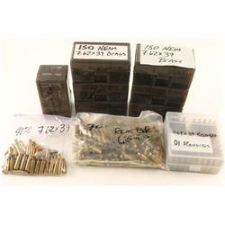 Lot of 7.62 / .308 Brass & Reloads