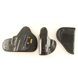 Lot of Sig Sauer Holsters