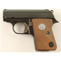 Colt Junior .25 ACP SN: 0D67851