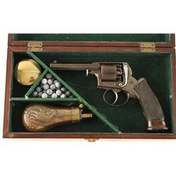 *Adams Pocket Revolver .31 Cal SN: 3098