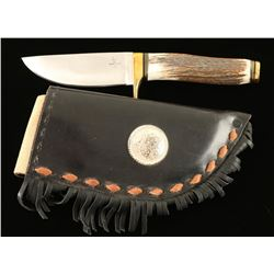 Whitetail Cutlery Bowie Knife