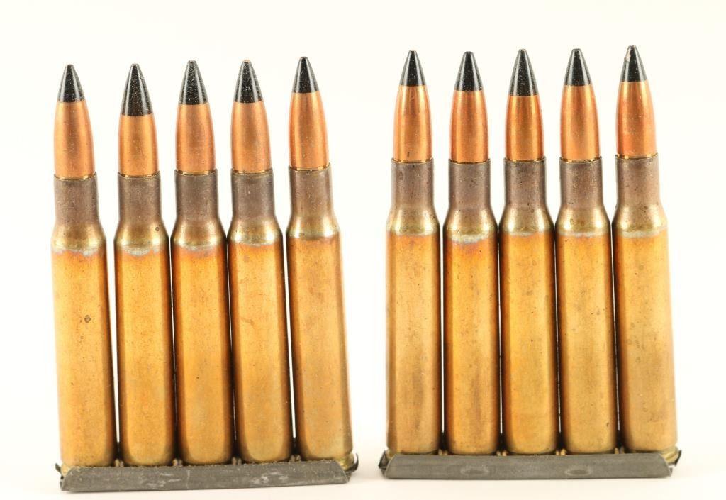 Lot of 30-06 Black Tip Ammo